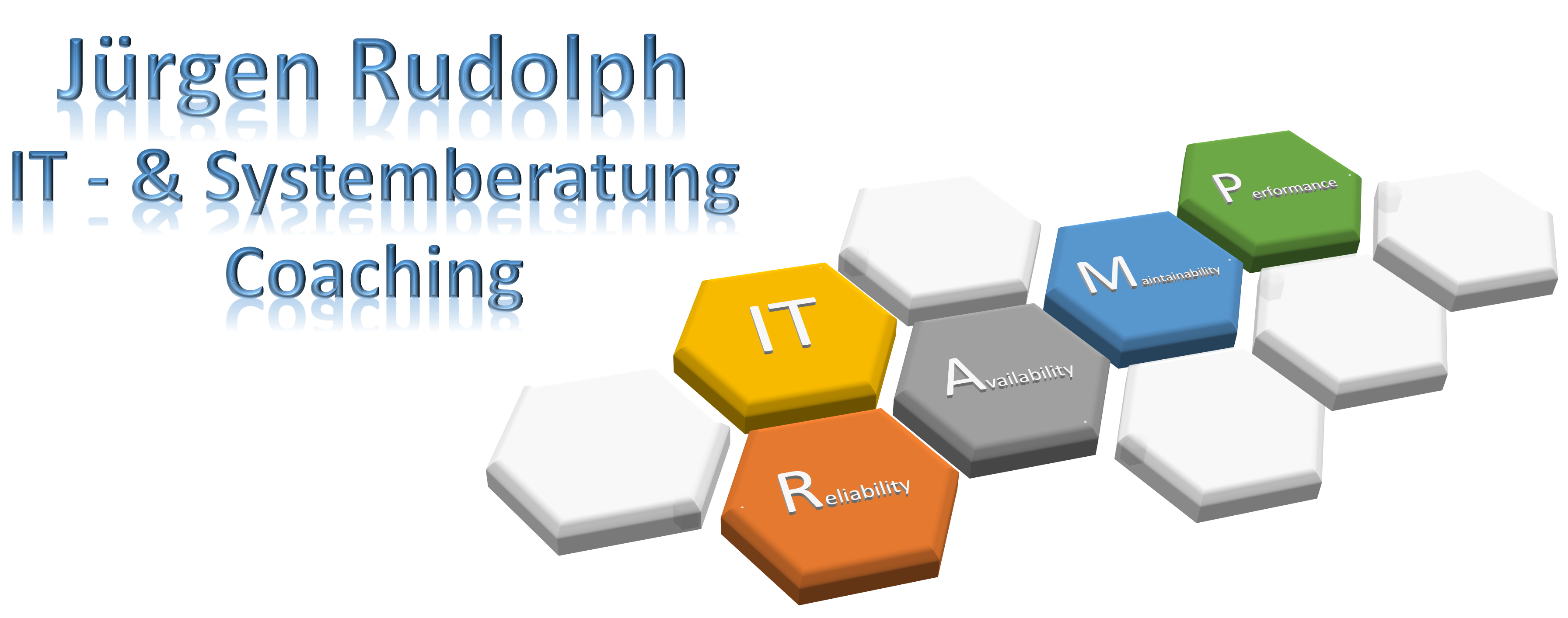 Jürgen Rudolph, IT- & Systemberatung, Coaching
